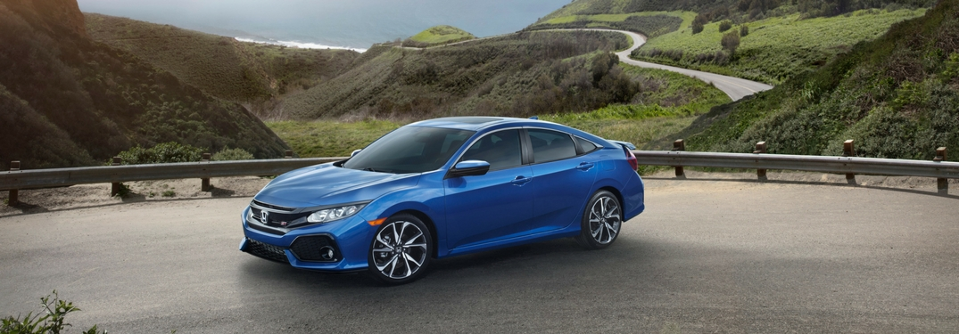 Honda debuts all-new 2017 Honda Civic Si Coupe and Si Sedan
