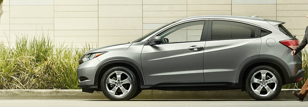 2017 Honda HR-V trim level comparison