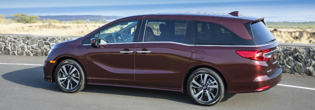 2018 Honda Odyssey now available at Matt Castrucci Honda!