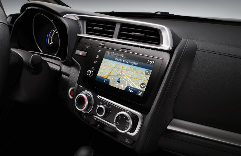 2017 Honda Fit technology features