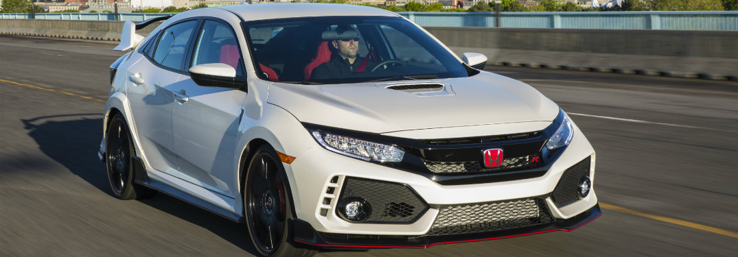 2017 Honda Civic Type R Touring engine performance