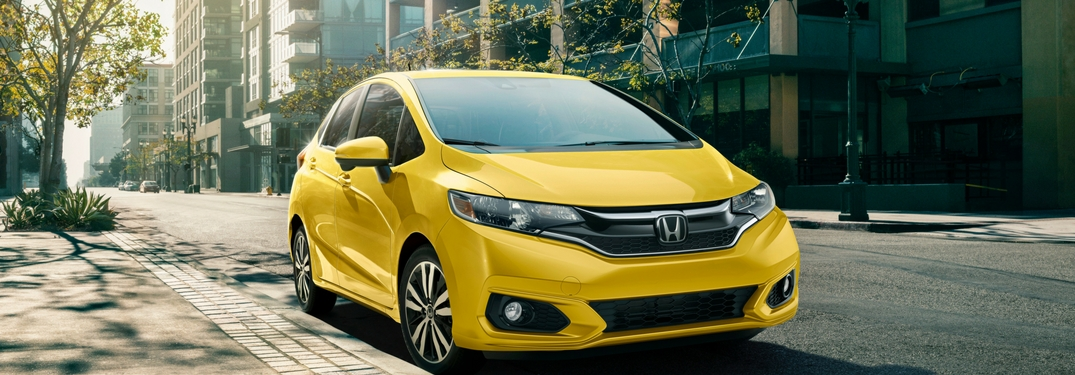 What Colors Does The 2018 Honda Fit Come In