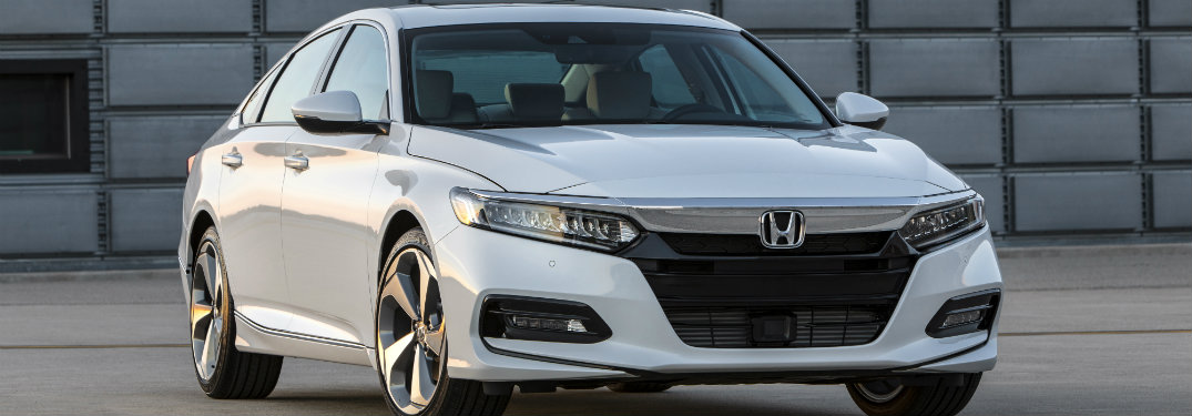 2018 Honda Accord updates and upgrade