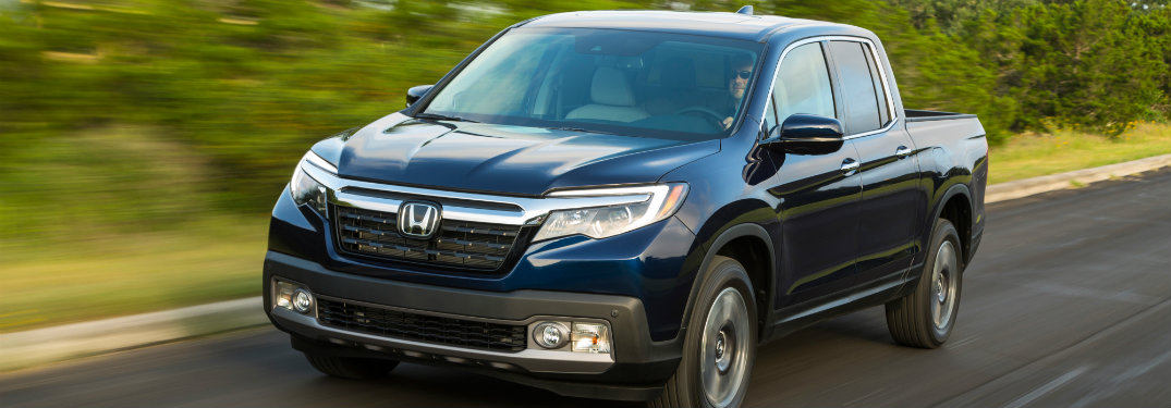 2018 Honda Ridgeline engine performance