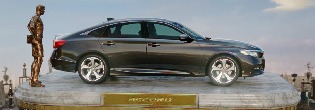 Honda debuts entertaining commercial series for 2018 Accord's release