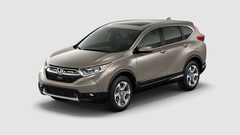 Honda Crv Colors 2018 >> 2018 Honda Cr V Exterior Color Options