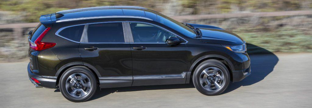 2018 Honda CR-V exterior color options