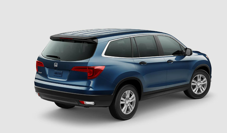 What Colors Does The 2018 Honda Pilot Come In