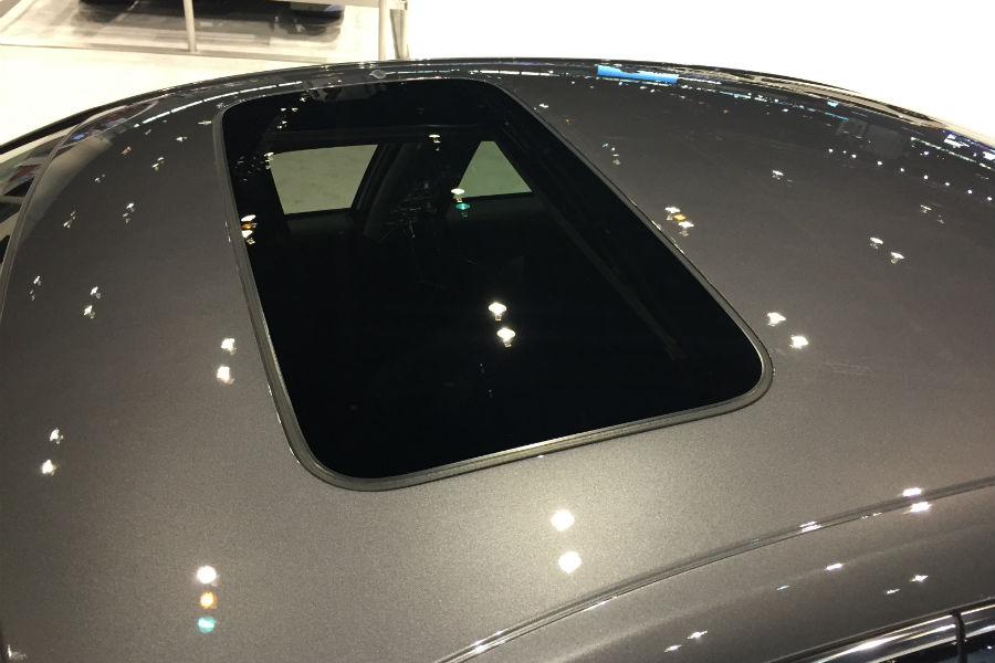Does The 2018 Honda Accord Have A Sunroof