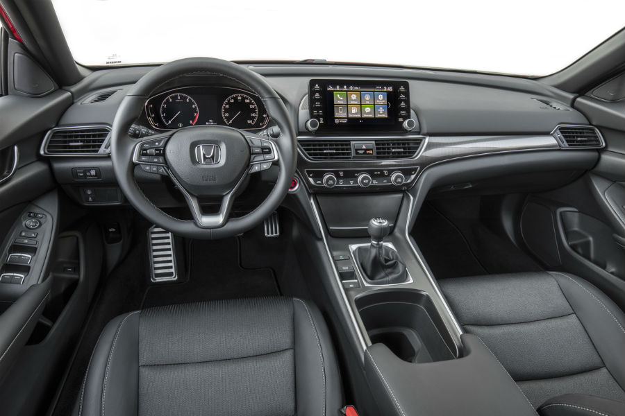 2018 Honda Accord Safety Convenience Features