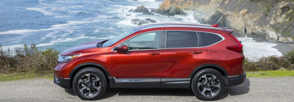 Differences Between Trim Levels On The 2018 Honda CR V