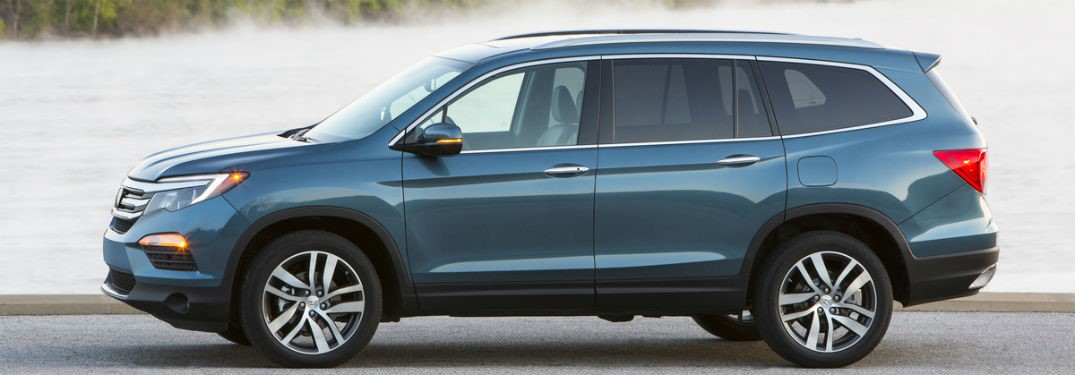 Honda Pilot Models >> Trim Level Comparison For The New 2018 Honda Pilot