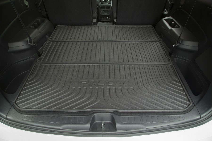 2018 Honda Pilot LX Interior Trunk Cargo Space