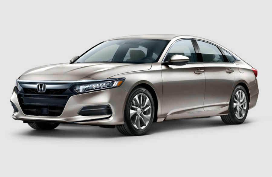 difference between the 2018 honda accord and its hybrid