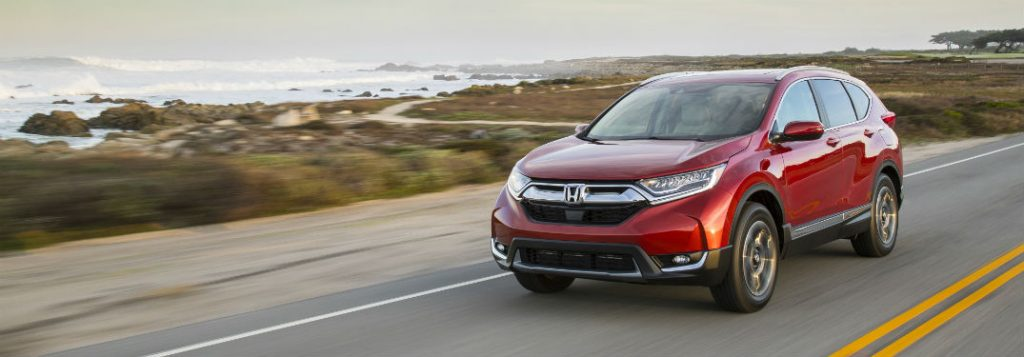 how much space does the 2018 honda cr v have. Black Bedroom Furniture Sets. Home Design Ideas