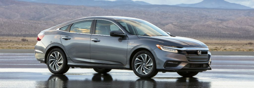 Specs and Features of the new 2019 Honda Insight