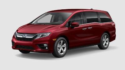 2019-Honda-Odyssey-in-Deep-Scarlet-Pearl