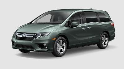 2019-Honda-Odyssey-in-Forest-Mist-Metallic