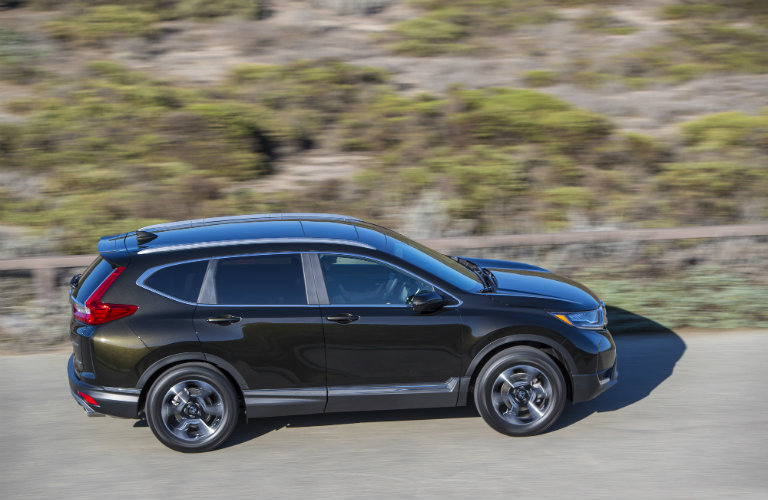 2018 Honda CR-V towing capacity