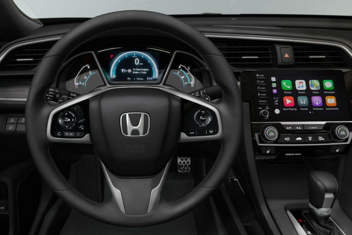 compare the trim levels of the 2019 honda civic sedan trim levels of the 2019 honda civic sedan