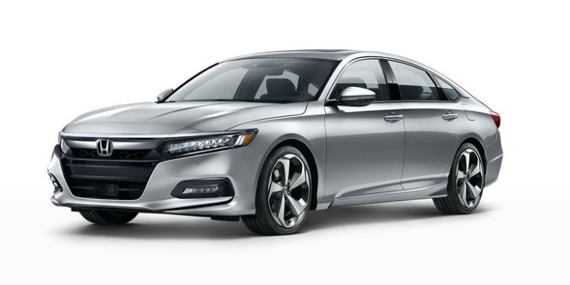 2019 Honda Accord in Lunar Silver Metallic