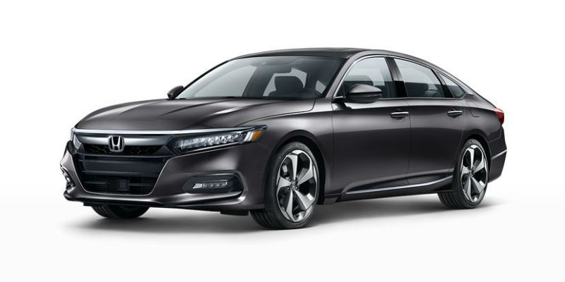 2019 Honda Accord in Modern Steel Metallic