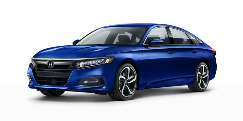 2019 Honda Accord in Still Night Pearl