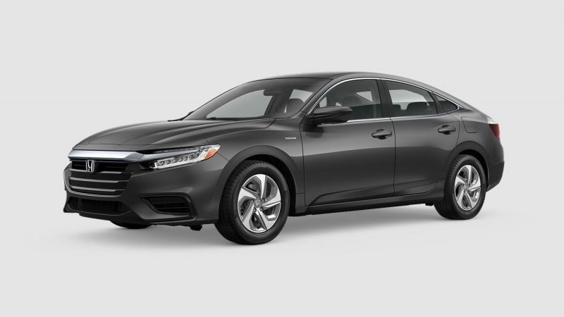 2020 Honda Insight Modern Steel Metallic