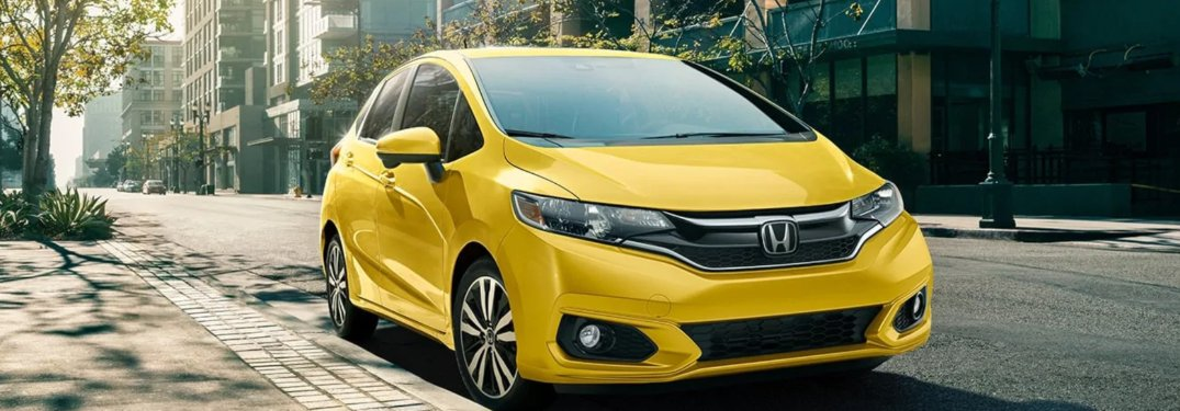 List of 2019 Honda Fit Comfort & Convenience Features