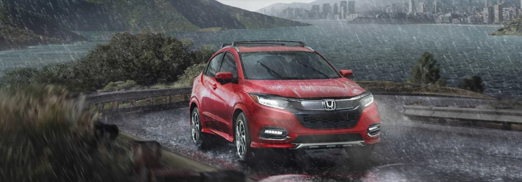 What Driver Aids are Available for the 2019 Honda HR-V?