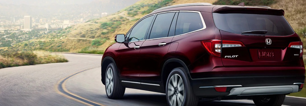 Detailing the Safety Features & Driver Aids of the 2020 Honda Pilot