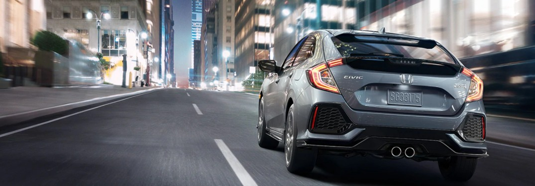 2019 Honda Civic Hatchback Engine Specifications & Performance Ratings