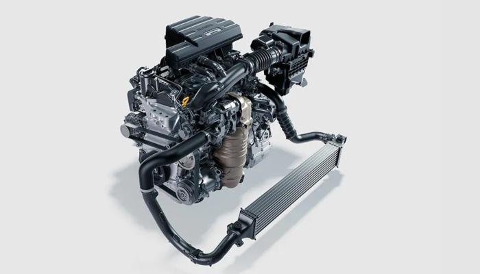 2020 Honda CR-V turbocharged engine
