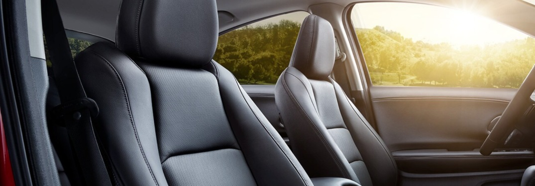 2020 Honda HR-V Storage & Seating Space