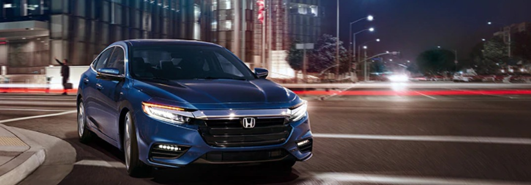 How Efficient is the 2020 Honda Insight?