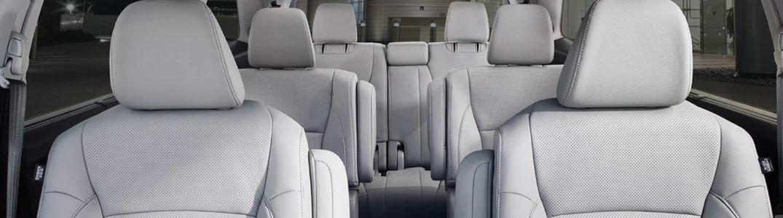 2020 Honda Pilot Interior Dimensions Passenger Space Matt Castrucci Honda