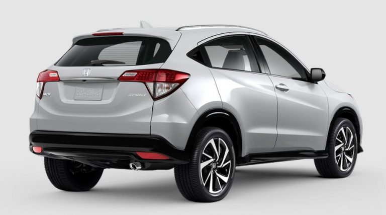 2020 Honda HR-V Platinum White Pearl