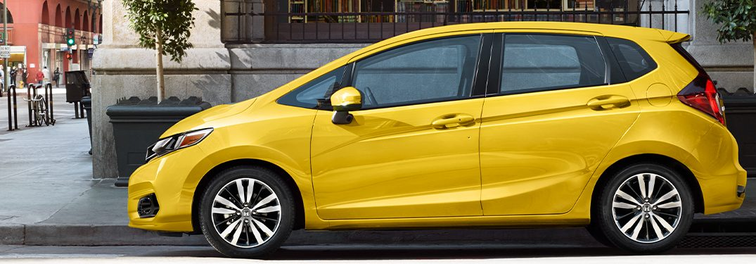 How Much Cargo Room Does the 2020 Honda Fit Have?