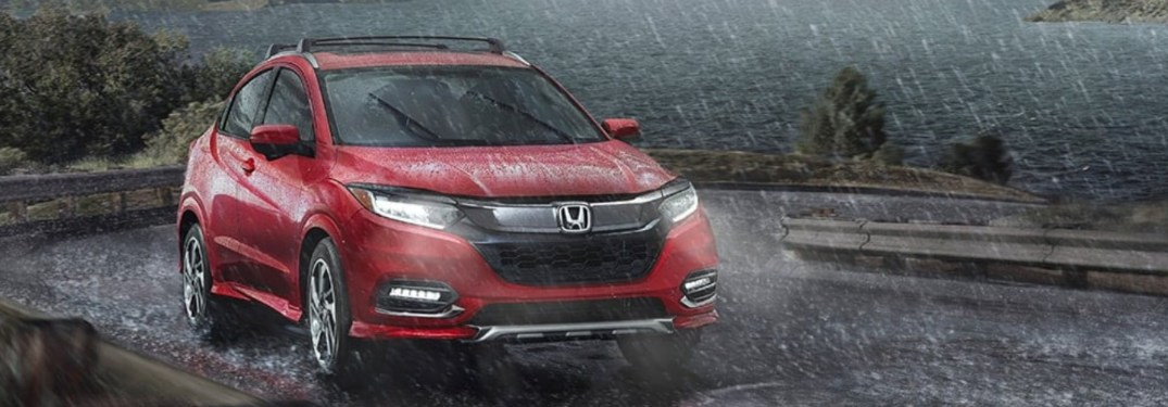 What Exterior Colors Does the 2020 Honda HR-V Come In?