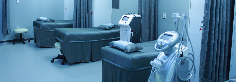 A hospital interior