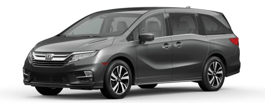 2020 Honda Odyssey Modern Steel Metallic