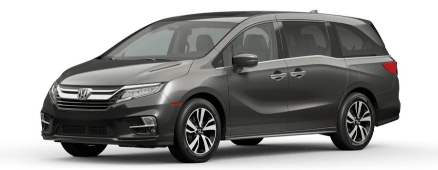 2020 Honda Odyssey Pewter Pacific Metallic