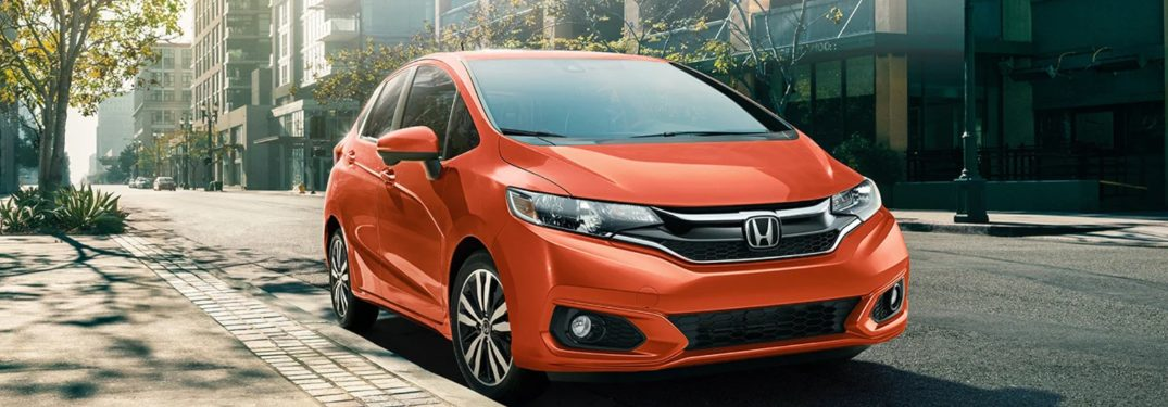 Interior Features Available for the 2020 Honda Fit