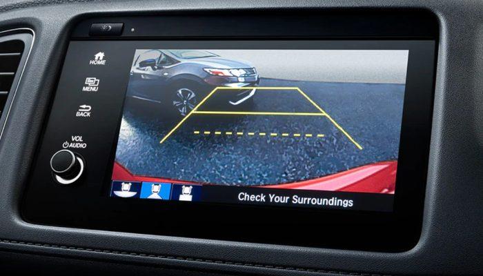 2020 Honda HR-V rearview camera system