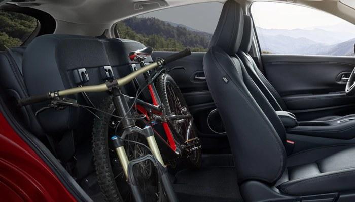 2020 Honda HR-V interior