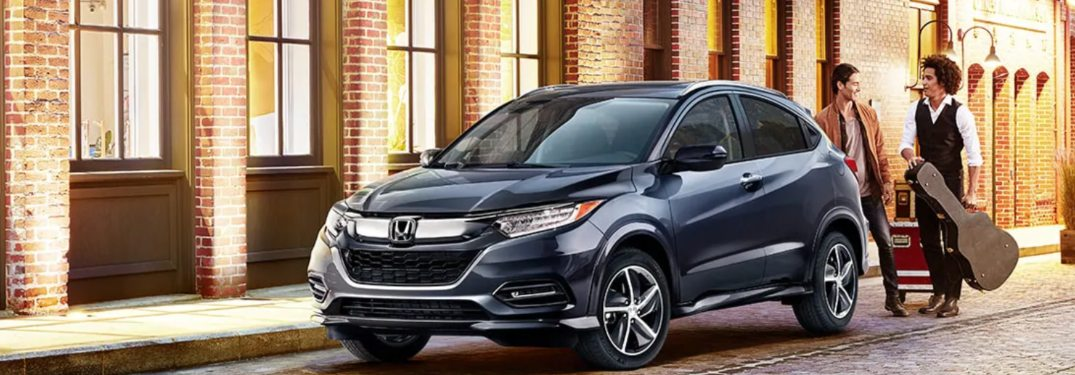 Breaking Down the Travel-Friendly Qualities of the 2020 Honda HR-V