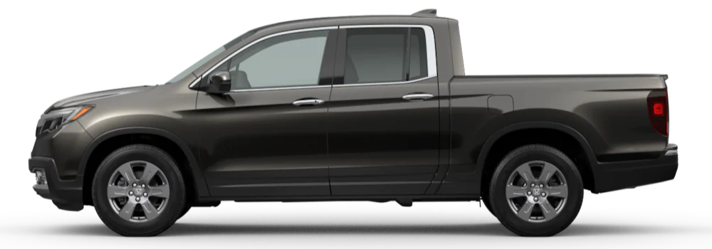 2020 Honda Ridgeline Pewter Pacific Metallic