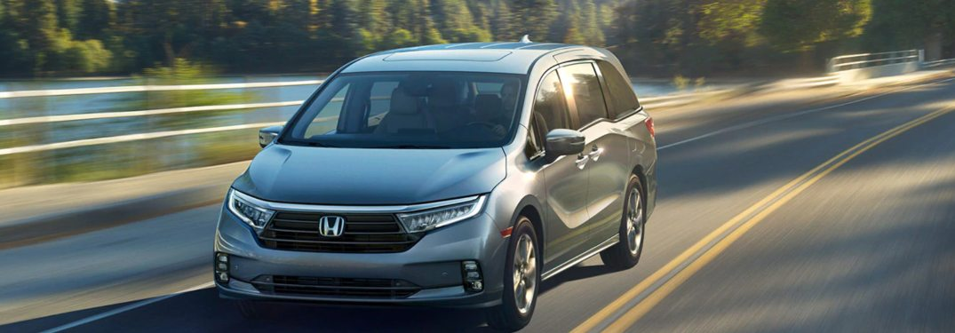 What's New in the 2021 Honda Odyssey?