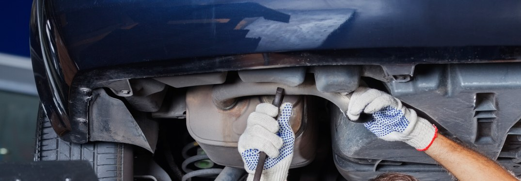 Schedule Muffler Repair Service at Matt Castrucci Honda in Dayton, OH