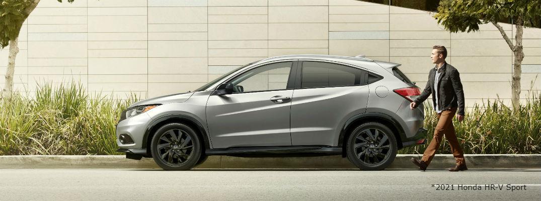 Gallery of 2021 Honda HR-V Exterior Paint Options